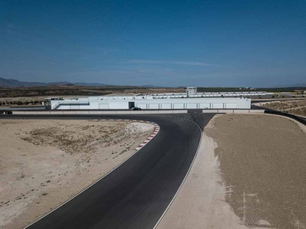 Race Shift European Motorcycle Track Day Spain Circuit Andalucia RS4