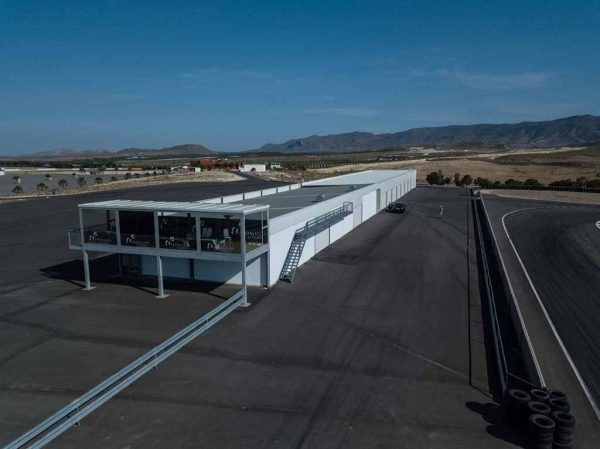 Race Shift European Motorcycle Track Day Spain Circuit Andalucia RS5